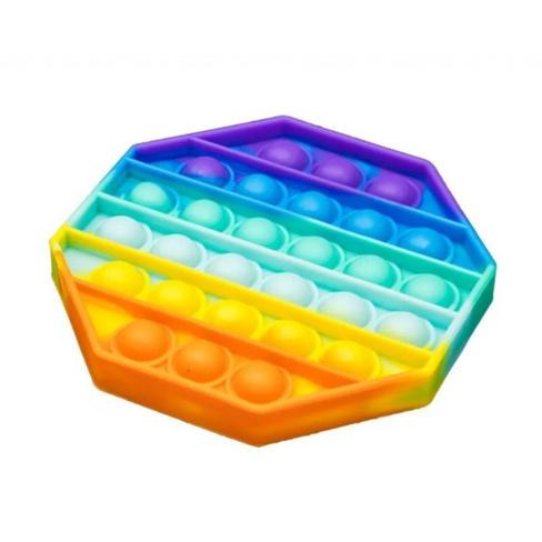 Rainbow Pop it toy